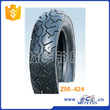 SCL-2012120455 Full Sizes 100/90-10 6PR Motorcycle Tubeless Tyre, tire black tubeless tyres cycles