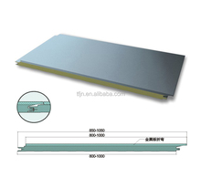 High Density PU Core Sandwich Panel for Wall Cladding