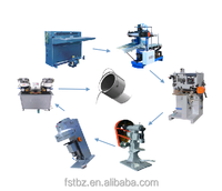 Paint cans production line equipment