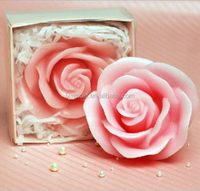 wholesale supplies wedding romantic Valentine's Day gift 3d flower large rose soap molds