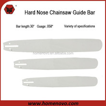 "High performance Product For 2015 30"" .058"" Hard Nose Chain Saw Guide Bar"