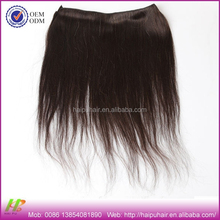 wholesale brazilian human hair sew in weave, weft, brazilian straight hair Chinese hair company