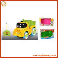 cartoon toys rc car toy with music RC58662002A-1