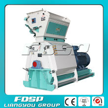 Grain Hammer Mill Supplier/Sorghum Corn Wheat Grinding Machine with ISO Certificate