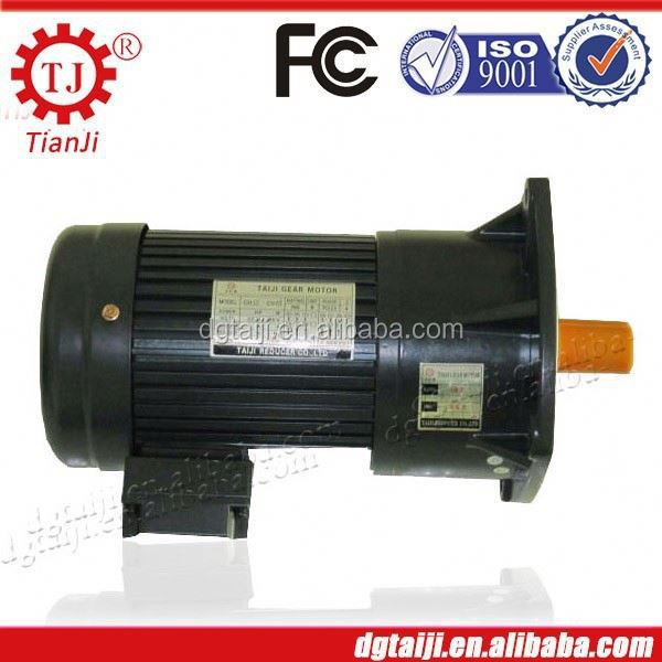 Hot Sale Three Phase Ac Motor Speed Control Ac Gear Motor: 3 phase motor speed control