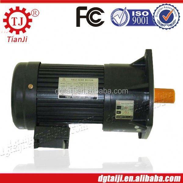 Hot Sale Three Phase Ac Motor Speed Control Ac Gear Motor