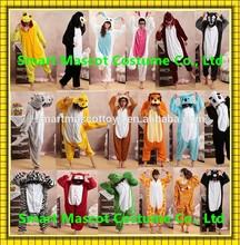 venta al por mayor súper blando de invierno lindo onesie pijama de franela para adultos lindo pijama de invierno para la venta