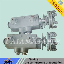 cast iron and cast aluminum materials, assemblies for automotive water pump parts