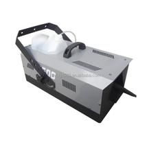 1500w Remote control snow making machine,stage dj equipment