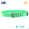 2016 Green Color Polyester Canvas Belts