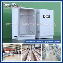 15ys experience, 1200 employee Aluminum Box DCU Enclosure Power Distribution Junction box