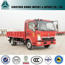 Heavy duty truck SINOTRUK HOWO light truck made in china