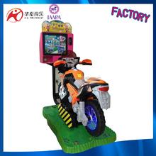 Arcade games car race game racing game machine kiddie rides for kids