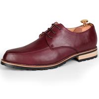 Cheap Fashion PU leather Shoes Men dress shoes