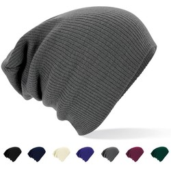 New Unisex Mens Slouch Baggy Oversized Winter Warm Ski Beanie Hat Cap Rib Knit