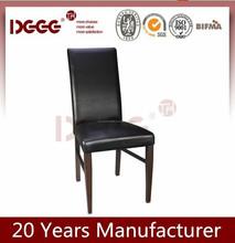 Nueva versión comercial y muebles para el hogar de comedor tapizada sillas para la venta