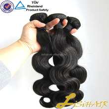 Natural can be dye can be bleach wholesale raw unprocessed virgin malaysian hair