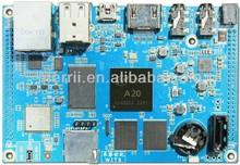 Linux 3.4 OS ARM Cortex-A7 Hummingbird Kit Allwinner A20