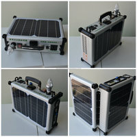 220V solar power generation products, PV combiner Box, PV intelligent solar system