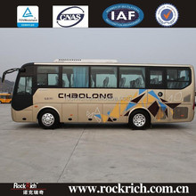 good quality Dongfeng brand diesel luxury passenger bus with seat 31-50