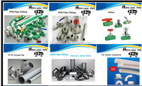 New product China factory pipe fittings plastic pipe manufacturing