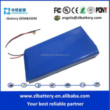 battery pack Size and Li-Ion Type 12v lithium battery pack