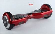 cheapest two wheel smart balance electronic scooter 170mm tire size, 120kg load,160w