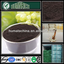 Huminrich Shenyang 60HA+15MFA+6K2O Fulvic Acid Micronutrient Organic Fertilizer