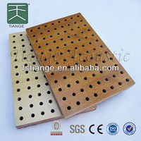 Wooden Acoustic Panels Mdf Wall Cladding Decorative Board!