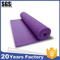 shengde high quality Customize logo/brand name pvc yoga mat