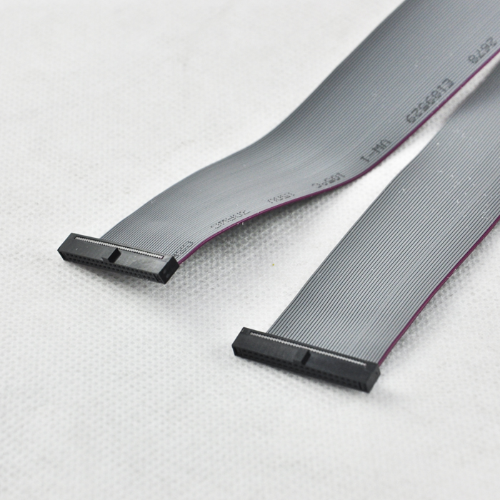 Computer Ribbon Cable : Customized idc flat ribbon cable for