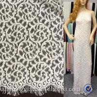 2015 Fashion Wedding Gown French Rachel Chantilly Lace Fabric