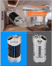 Mosler 50 W - 80 W box mod dx 80 box mod oman e cigarro $ chave $ caixa de cozinha para caminhões