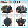 New Condition Horizontal 3 Pass and Water and Fire Tube Superheated Steam Boiler