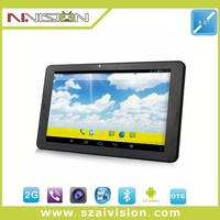 9 inch 2g calling tablet with wifi