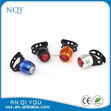 Aluminum high quality usb rechargeable bike light