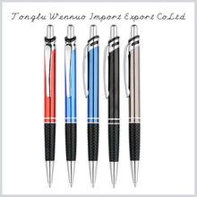 China stationery promotion pen aluminum