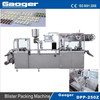 DPP Series Blister Packing Machine