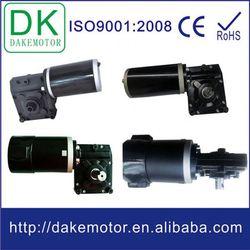 24v 12v 200W 12v 350W dc worm gear motor