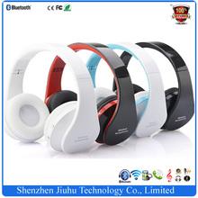 de alta fidelidad nariz Stereo auriculares con cancelación, manos libres auriculares inalámbricos para teléfonos inteligentes