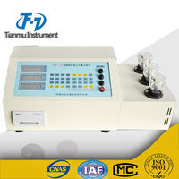 TM-3E Computer Digital 3 Element Analysis Instrument