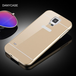 clock metal phone case diamond cell phone cover for samsung galaxy s5 phone case