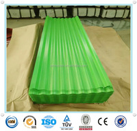 GI steel roofing sheets soft used for house tiles