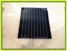 120W Mono solar panel TUV MCS CEC A grade