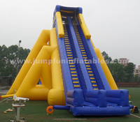 15m high Inflatable Slide Sale for commercial business/Giant Water slide adults