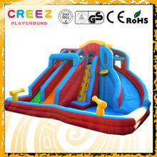Classic design kids indoor play equipment water bed for sale