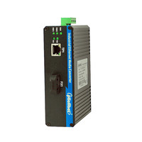 Network CATV 10/100M Singlemode Single Fiber Media Converter