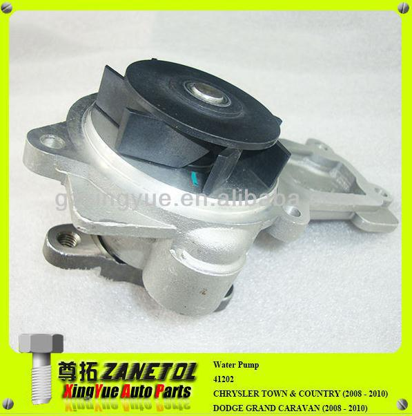 Chrysler Town And Country 2008 For Sale: Aw6231 41202 Water Pump For Dodge Grand Caravan Chrysler