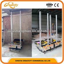 cheap Concrete/stucco/cement wall plastering machine india