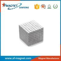 Cube Block Ndfeb Magnet